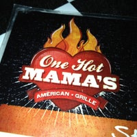 Photo taken at One Hot Mama's by Katie D. on 6/1/2012