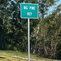 Photo taken at Big Pine Key by Manny P. on 3/27/2012