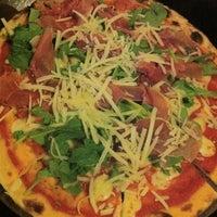 Photo taken at Pizzeria Dall'Italiano by Sebastian S. on 1/13/2012