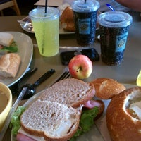 Photo taken at Panera Bread by Kevin F. on 9/24/2011