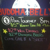 Photo taken at Igor's Buddha Belly Bar & Grill by Amber G. on 3/19/2011