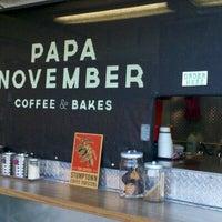 Photo taken at Papa November by David M. on 8/1/2012