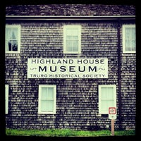 Photo taken at Highland House Museum - Truro Historical Society by Steven P. on 8/12/2012
