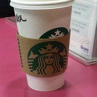 Photo taken at Starbucks by Cassandra F. on 4/28/2012