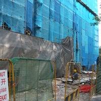Photo taken at Graduate Hall 1 by Rahmat K. on 7/27/2012