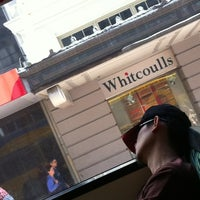 Photo taken at Whitcoulls by Kathi N. on 3/25/2012