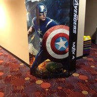 Photo taken at Bow Tie Cinemas Succasunna Cinema 10 by Eileen P. on 5/4/2012