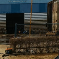 Photo taken at Saha Rattana Nakorn Industrial Estate by Chamlern S. on 12/22/2011