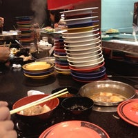 Photo taken at Shabushi by K&T K. on 2/26/2012