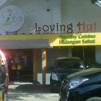 Photo taken at Loving Hut by Bayu Y. on 1/20/2012