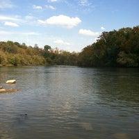 Photo taken at Holston River by Gregarious B. on 10/18/2011