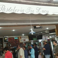 Photo taken at Pastelería Tía Lucy by Chosen T. on 11/19/2011