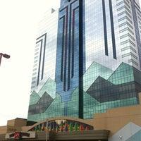 Photo taken at Seneca Niagara Casino by Mark C. on 4/10/2012