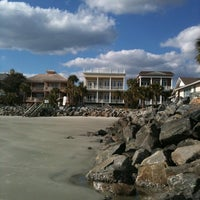 Photo taken at Sanders Beachhouse by Kristin S. on 1/24/2011