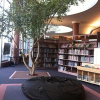 Photo taken at Boulder Public Library by Steve F. on 3/12/2012