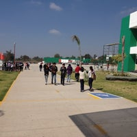 Photo taken at Universidad Politécnica de Tlaxcala by Andrés L. on 11/16/2011