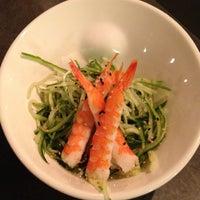 Photo taken at Waraji Japanese Restaurant by Rebecca W. on 3/25/2012