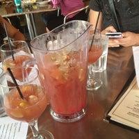 Photo taken at Omonia Restaurant by Gabriel K. on 8/11/2012