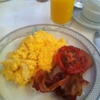Photo taken at Prinsenhof Hotel by Lisa V. on 5/1/2012