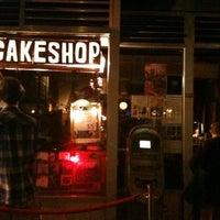 Photo taken at Cake Shop by Logan S. on 8/9/2012
