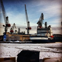 Photo taken at West Harbour / West Terminal by Antti V. on 3/1/2012