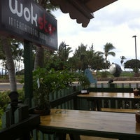 Photo taken at Wok Star Int'l Noodle Cafe by Maui Hawaii on 1/11/2011