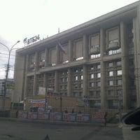 Photo taken at ВТБ24 by Dmitry L. on 4/25/2012