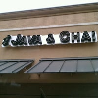 Photo taken at i Java & Chai by Erin K. on 11/20/2011