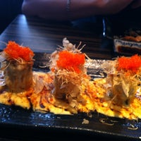 Photo taken at Dozo Sushi by Hugh F. on 6/2/2012