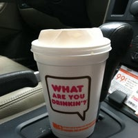 Photo taken at Dunkin' Donuts by Dara C. on 9/17/2011