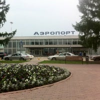 Photo taken at Bolshoye Savino International Airport (PEE) by Андрей А. on 7/3/2012