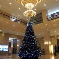 Photo taken at Hotel Inter-Burgo EXCO by Stefanie on 11/23/2011