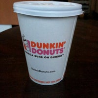 Photo taken at Dunkin' Donuts by Joel F. on 10/23/2011