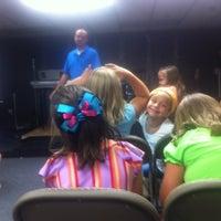 Photo taken at Lexington Baptist Temple by Joseph R. on 7/8/2012