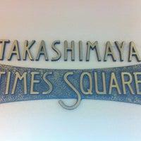 Photo taken at Takashimaya by Mick A. on 6/27/2012