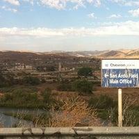 Photo taken at San Ardo Oil Field by Ryan K. on 8/22/2012