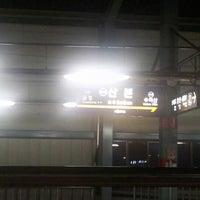 Photo taken at Sanbon Stn. by 부끄 on 7/28/2012