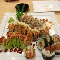 Photo taken at Edamame Sushi & Grill by Hot Black B. on 8/19/2012
