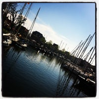 Photo taken at Die Port Van Cleve by Tony v. on 4/30/2012