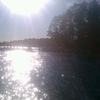 Photo taken at Beer Can Island by Jed S. on 9/1/2012