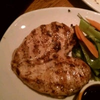 Photo taken at Outback Steakhouse by Calat D. on 1/23/2012
