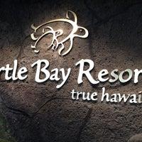 Photo taken at Turtle Bay Resort by Jenn O. on 6/25/2012