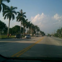 Photo taken at Florida Atlantic University (Davie Campus) by Peter B. on 4/13/2012