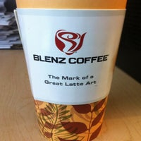 Photo taken at Blenz Coffee by Eugen K. on 6/2/2011