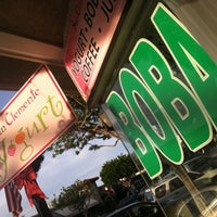 Photo taken at San Clemente Yogurt Boba & Tea by Scott M. on 11/10/2011