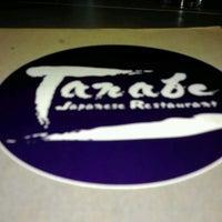 Foto tirada no(a) Tanabe Japanese Restaurant por Aldrich S. em 12/18/2011