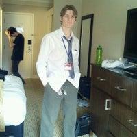 Photo taken at Anime Milwaukee by Nick I. on 2/18/2012