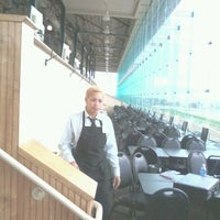 Photo taken at Fair Grounds Race Course & Slots by Rodney D. on 12/11/2011