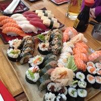 Снимок сделан в Oto Sushi пользователем Sev 👾 K. 7/13/2012
