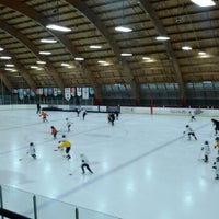 Photo taken at The Rinks Anaheim Ice by David R. on 3/11/2012